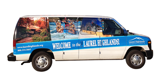 Laurel Highlands - Vehicle Graphics and Wraps
