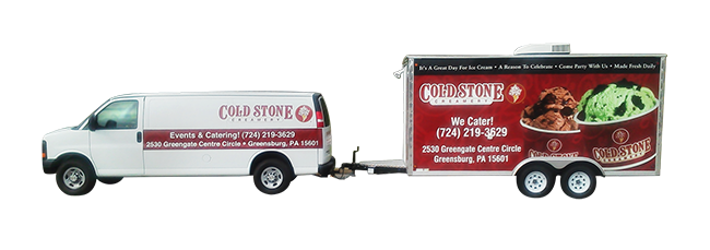 Coldstone - Vehicle Graphics and Wraps