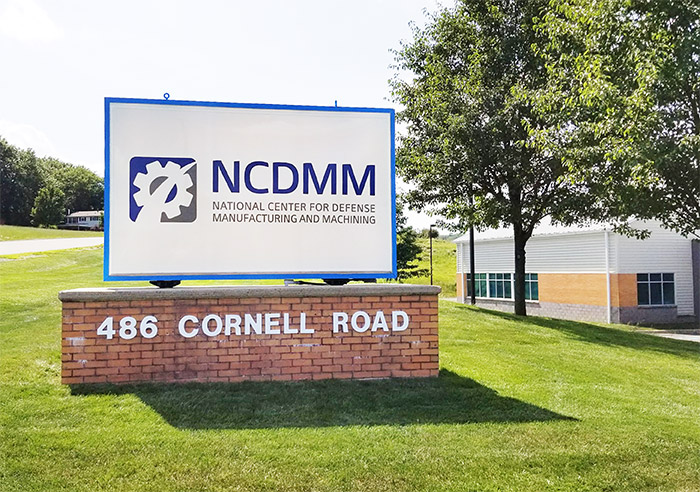 NCDMM Monument