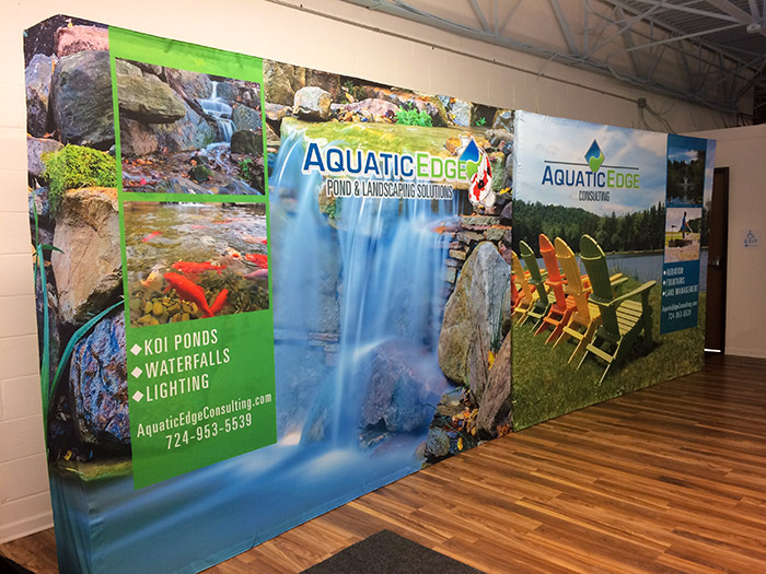 Aquatic Edge Trade-show