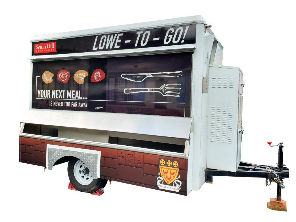 Lowe To Go Food Truck